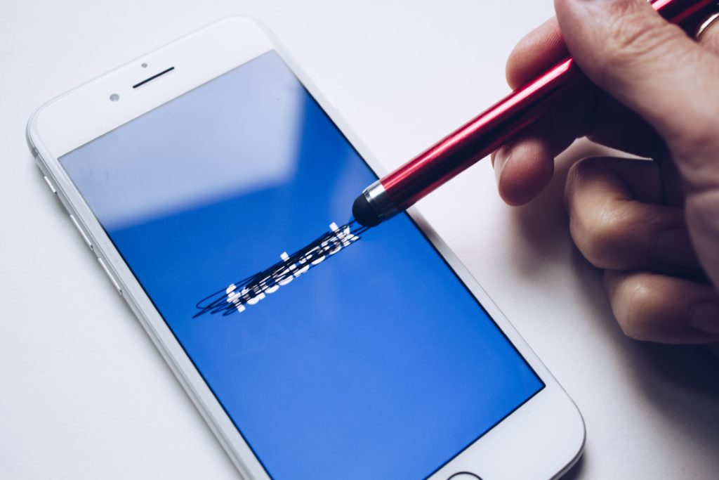 Facebook erased